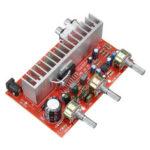 Оригинал              TDA7377 DC12V 40 Вт + 40 Вт Авто DIY Стереофоническая двухканальная плата Усилитель