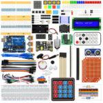 Оригинал              Freenove Ultimate Starter Kits с контроллером Совместим с Arduino – продуктами, которые работают с официальными платами Arduino