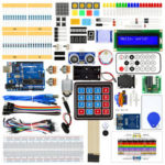 Оригинал              Freenove RFID Starter Kits V2 с контроллером Совместим с Arduino – продукты, которые работают с официальной платой Arduino
