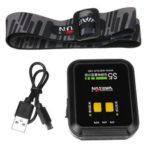 Оригинал              5W 4 LED Зажимная фара 2 режима USB Аккумуляторная Рабочий свет Охота Ночная сигнализация