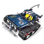 Оригинал              Mold King 2.4G DIY Smart RC Robot Авто Блок Building Bluetooth APP / Палка Control Программируемый робот Авто Игрушка