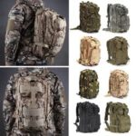 Оригинал              Тактический рюкзак IPRee® 30L На открытом воздухе Сумка 600D Nylon Водонепроницаемы Рюкзак для походов с камуфляжным принтом