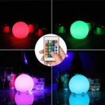 Оригинал              3D Акриловый Night Light 7 Цвет LED Лампа Базовые панели DIY Дистанционное Управление USB