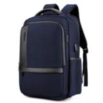 Оригинал              2019 18.0 дюймов USB зарядка рюкзак большой емкости Водонепроницаемы Мужчины Путешествия Ноутбук Сумка