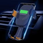 Оригинал              Bakeey 10W Fast Charging Wireless Авто Держатель зарядного устройства для 4.0-6.5 дюймов Смартфон для iPhone 11 для Samsung Note 10