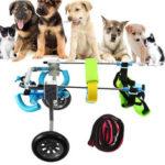Оригинал              Cat Собака Инвалидная коляска для инвалидов Собакаgie Тренировка по ходовой тяге Набор XXS