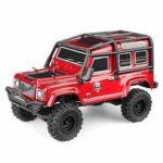 Оригинал              RGT 136240 V2 1/24 2.4G RC Авто 4WD 15 км / ч Автомобиль RC Гусеничный внедорожник Два Батарея