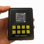 Оригинал              Регулируемый импульсный синусоидальный ток PWM Аналоговое напряжение Simulator 2-10 В 4-20 мА Источник сигналов генератора Встроенный Батарея