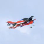 Оригинал              Крылья ангела F3P 850 мм Размах крыльев 8 мм EPP 3D Пилотажный Самолет RC Самолет КОМПЛЕКТ / PNP