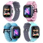 Оригинал              Bakeey K6 Анти-потерянные умные часы GPS трекер SOS Call GSM SIM LBS Смарт-браслет для детей, детей