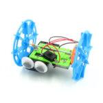 Оригинал              Real Maker DIY STEAM Smart Самобалансирующийся RC Робот Авто Развивающая Игрушка Набор
