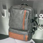 Оригинал              Многофункциональная рюкзак из искусственной кожи для мужчин и женщин