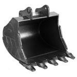 Оригинал              HuiNa Toys 550 580 Модернизированный металлический ковш для моделирования RC Авто Запчасти для экскаваторов