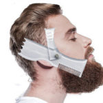 Оригинал              Новая форма для бороды Инструмент
