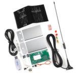 Оригинал              100 кГц-1,7 ГГц Программное обеспечение Радио Полный Стандарты RTL-SDR Приемник DIY Набор Авиационная коротковолновая широкополосная связь