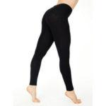 Оригинал              Женская высокая талия Yoga Фитнес Брюки эластичные леггинсы