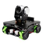 Оригинал              Yahboom Omniduino DIY Smart RC Robot Авто FPV Программируемый Wifi APP / PS2 Палка Контроль предотвращения препятствий с HD AI камера