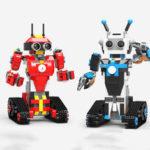 Оригинал              XuanPing DIY STEAM Block Building RC Robot Палка / Управление приложениями Progarmmable робот-игрушка