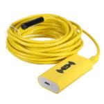 Оригинал              5 М Wi-Fi 8LED Водонепроницаемы Бороскоп Инспекции Змея Трубка камера для Телефона