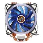 Оригинал              Вентилятор охлаждения процессора 12см 6 Медь Трубки Воздухоохладитель Радиатор процессора для Intel 775 1150 1151 1155 1156 1366 драм