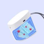 Оригинал              Портативный USB LED UV Стерилизация Коробка Многофункциональный Для Маска Соска Гарнитура USB Коннектор