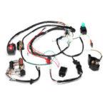 Оригинал              Сборка жгута проводов катушки зажигания 50cc 70cc 90cc 110cc 125cc ATV электрическая полная