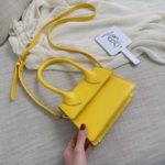 Оригинал              Женская мини модная сумка Повседневная сумка через плечо Сумка Плечо Сумка