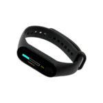 Оригинал              LILYGO® TTGO T-Wristband DIY Программируемый умный браслет ESP32-PICO-D4 Основной чип 0,96 дюймов IPS Экран Силиконовый Браслет Ремешок