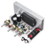 Оригинал              STK4132 50 Вт + 50 Вт DX-0408 2.0 Канал STK Толстопленочная серия Усилитель плата 10 Гц-20 кГц