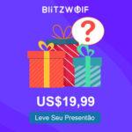 Оригинал              Banggood Presentão da Blitzwolf $ 19,99 Caixa Misteriosa