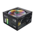 Оригинал              1200 Вт Active ATX 12 В PFC Настольный игровой компьютер Блок питания 8PIN + 2x6PIN Бесшумный Вентилятор с Светодиодный