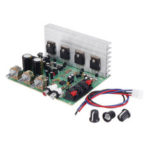 Оригинал              DX-206 2.0 Stereo 80W + 80W High Power DIY Динамик Усилитель Плата 4558 OP AMP