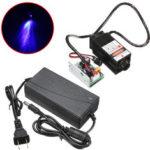 Оригинал              15W 450nm Лазер Головка Гравировальный Модуль Диодная Маркировка Металла Резка ТТЛ