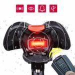 Оригинал              ANTUSI 3 в 1 Велосипед Беспроводной Задний Фонарь Велоспорт Дистанционное Управление Сигнализация Замок Горный Велосипед Фары