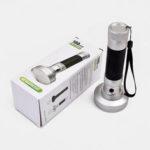 Оригинал              LED UV Фонарик Портативный Факел Ультрафиолетовый Лампа Детектор Blacklight Для Чистой Стерилизации UV Стерилизатор Лампа