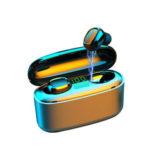 Оригинал              G5S TWS Bluetooth 5.0 Наушник Беспроводные наушники LED Дисплей 3500mAh Power Bank IPX7 Водонепроницаемы Наушники для iPhone Xiaomi Huawei
