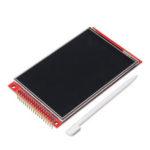 Оригинал              3,95 дюйма TFT Цветной модуль сенсорного экрана 320X480 Ultra HD Дисплей Поддержка UNO Mega2560