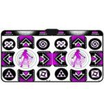 Оригинал              Меню на английском языке HD Dance Pad Двойной телевизор Компьютерный интерфейс Dance Rug Dual Players Танцевальная машина Yoga Фитнес с двумя геймпадами
