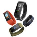 Оригинал              Оригинал Xiaomi Redmi Стандарты 1.08 'Большой экран Дисплей Браслет Bluetooth Music Control Фитнес Трекер Smart Watch Global Version