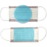 Оригинал              50шт одноразовые прокладки Маска прокладка для защиты от пыли фильтр