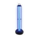 Оригинал              220В / 110В 60Вт UV Стерилизатор Лампа Съемный дезинфекционный Лампа Таймер Дистанционное Управление Бактерицидный озон Лампа