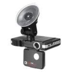 Оригинал              2 В 1 HD Авто Видеорегистратор Приборная панель Приборная панель Регистратор трафика Радар-детектор скорости камера