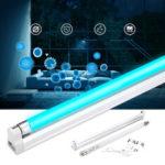 Оригинал              220В UV LED лампа Трубка Стерилизатор бактерицидный Кварцевый ультрафиолетовый свет Home Hotel UV Стерилизатор Лампа