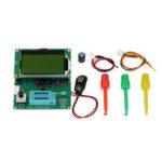 Оригинал              EZM328 GM328R LCD Цифровой транзисторный тестер ESR Frequency LCR NPN PNP Диодный конденсаторный измеритель PWM Squarer Wave Genera Measure Resistors