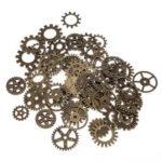 Оригинал              Механические часы Core Gear Смешанные ювелирные изделия Клей Телефон Чехол Gear Diy Аксессуары