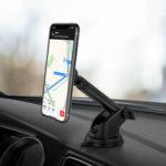 Оригинал              HOCO CA67 Универсальный Stretch Strong Магнитный Вращение на 360 градусов Авто Держатель телефона Крепление для приборной панели для iPhone X XS Макс для Sam