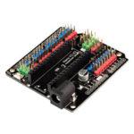 Оригинал              Плата расширения Nano I / O Shield RobotDyn для Arduino – продукты, которые работают с официальными платами Arduino