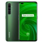 Оригинал              Realme X50 Pro 5G EU Version 6,44 дюйма FHD + 90 Гц Частота обновления 180 Гц Сенсорное сенсорное управление NFC Android 10 4200 мАч 65 Вт SuperDart Зарядка 64 Мп AI Quad Сзади ка