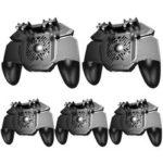 Оригинал              5шт MEMO AK88 Геймпад игровой контроллер Six Fingers Joysticks для PUBG для iOS Android Мобильные игры