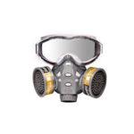 Оригинал              Anti Dust Gas Маска Защитные очки для глаз Респиратор с дышащим лицом Маска KN95 Фильтр